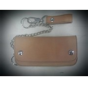 La Rosa Accessories heavy leather - tan