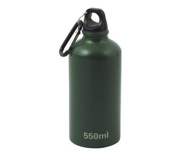 MCS Accessories aluminum bottle green - 500ml