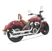 Bassani Mufflers Fishtail Indian Scout 69
