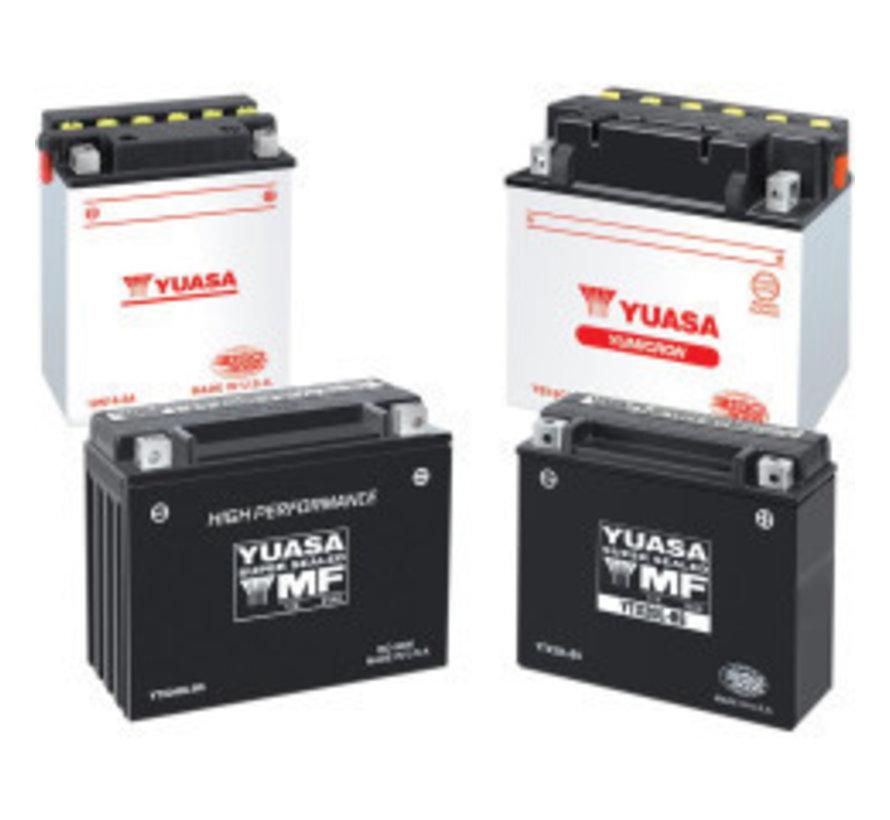 Batterie YUAM32RBS Past op> 1986-1990 Softail; FXE; FXR 1979-1996 XL / LH
