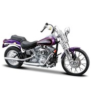 Maisto Modelmotor 2001 FXSTS Softail Springer 1:18