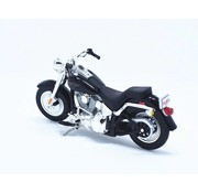 Maisto Model motor 2001 FXSTS Softail Springer 1:18 - Copy