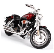 Maisto Model motor 2009 FXSDFSE CVO Fat Bob 1:18