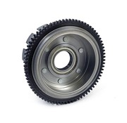 clutch shell and sprocket Fits: > L84-90 4-SP XL Sportster
