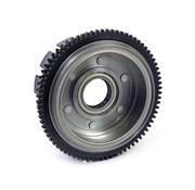 Kupplungsschale und Kettenrad Passend für:> L84-90 4-SP XL Sportster