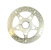 EBC Front Left and right Brake rotor  300mm (11.8inch)- Fits: 08‑17 FLHT, FLHR, FLHX, FLTR, H‑D FL trike, 14‑17 FLHRC include some Dyna and Softail models