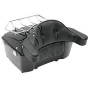 TC-Choppers seat tour box pads