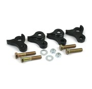 BURLY suspension rear shock lowering kit - Touring FLH/FLTs