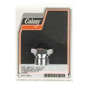 Colony Tapas del tubo de la horquilla delantera