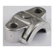 essieu bouchon de fourche curseur (essieu de serrage)