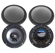 Hogtunes Haut-parleurs de remplacement, s'adapte:> 2014-2016 FLHTCU / FLHTK / FLHXS / FLHX / FLHTCUTG