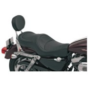 TC-Choppers seat wide low-profile 04-15 XL.. Sportster XL