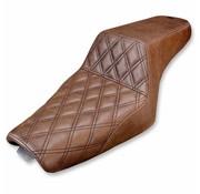 Saddlemen asiento Step-Up LS Se adapta a:> Dyna 99-03 FXD