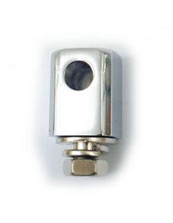 Headlight mounting block