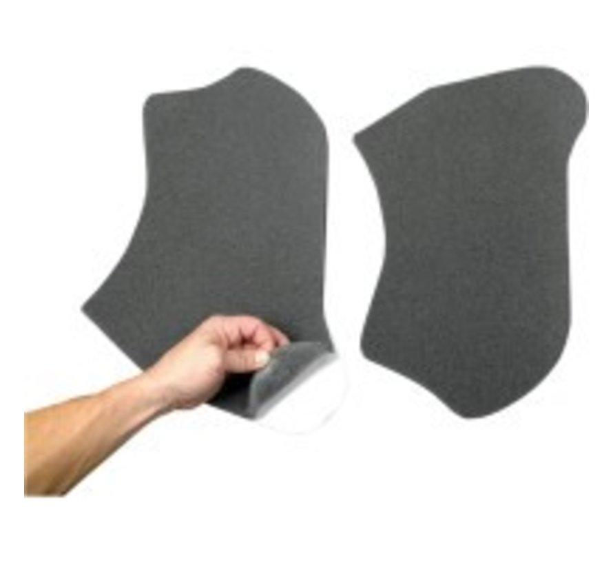 audio kuip akoestische pad kits Past op:> 89-14 FLHT stroomlijnkappen