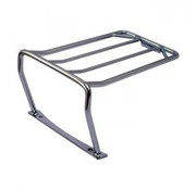 Bobbed  luggage rack  Fits: > 06-08 FXDWG