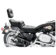 Mustang seat  regal duke Sportster XL 86-15