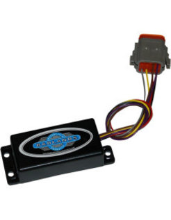 turn signal- self canceling module Fits 94-2000 HD models - 8 pins