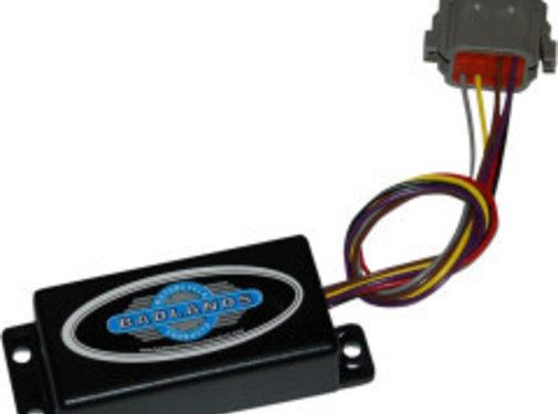Badlands turn signal- self canceling module Fits 94-2000 HD models - 8 pins