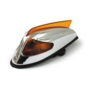 50-57 estilo ligero guardabarros delantero