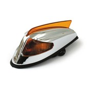 TC-Choppers fender front 50-57 style light