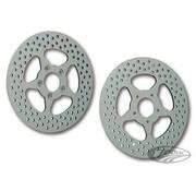Revolution Frein à disque rotors, BT & XL 00-up