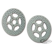 Revolution rotores de frenos de disco, BT y XL 00-up