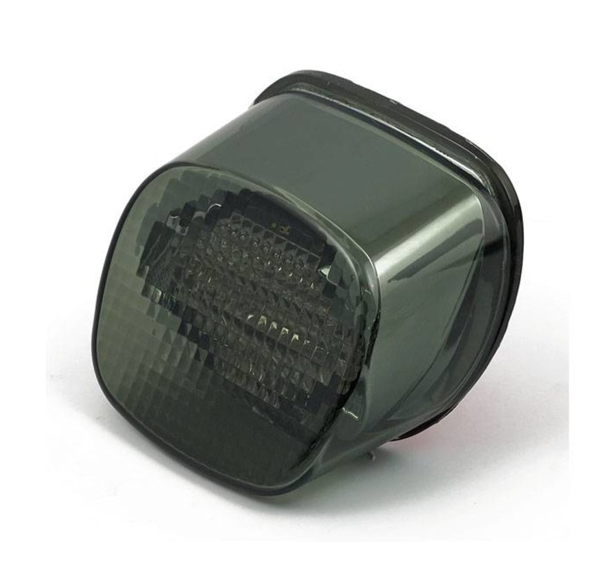 achterlicht LED rood of rook FLHX 10-13