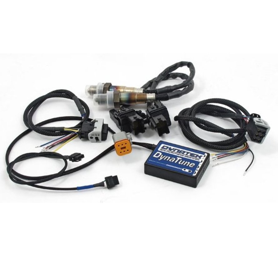 Auto tune kit -Fits> 11-15 SOFTAIL 12-15 DYNA HD CAN-BUS-MODELLEN (HDLAN)
