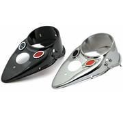 TC-Choppers benzinetankdeksel Cateye - zwart of chroom