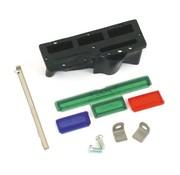 MCS benzinetank dashboard Lens en ondersteuningsset 68-90
