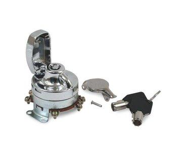 ignition  switch electronic round key 73-95