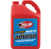 Red Line Synthetic oil Aceite de motor Harley Davidson totalmente sintético 20W50