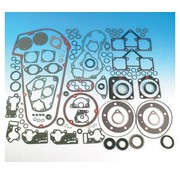 James gaskets and seals complete motor gasket set Shovelhead