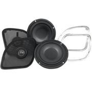 Hogtunes Kit de haut-parleurs pour 15-18 FLTRX / FLTRU