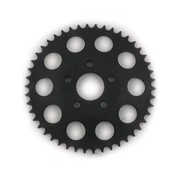 MCS chain drive rear sprocket 51 tooth black