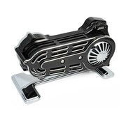BDL final drive BDL 2 inch Belt drive kit Black- Softail