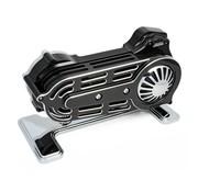 BDL final drive BDL 2 inch Belt drive kit Black- Softail