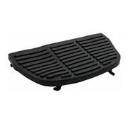 Controls passenger floorboard pads L86-95