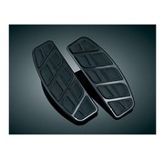 Kuryakyn Controls floorboard pads- kinetic Fits:> 84-17 Electra Glides
