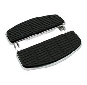TC-Choppers floorboards, Traditonal shaped, 86-13 FLST; 80-15 Touring