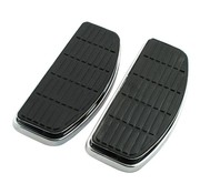 TC-Choppers floorboards, Late style shaped, 80-13 FLT; 86-13 FLST