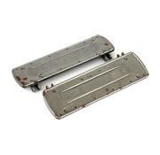 SAMWEL Set Tabla de piso, 1914-1939 acero liso