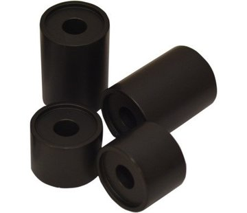 handlebars risers  1 or 2 inch T-Bar Riser/Spacer Black