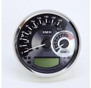 Convertidor de velocidad en mph a km millas a km - Se adapta a:> Dyna 2012 - 2017