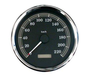 Speedo Speedometer KMH 00-03 Softail 95-03 FLHR