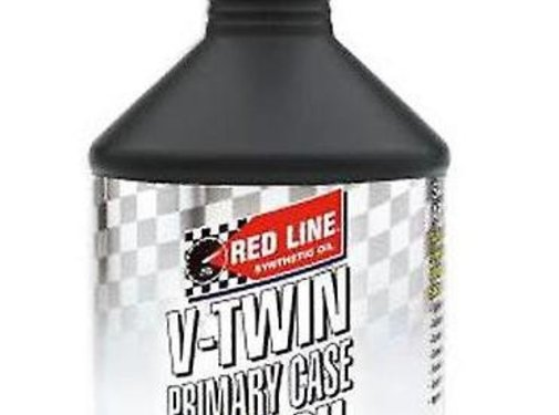 Red Line Synthetic oil Oil Primary Case full-Synthetic V-Twin engines