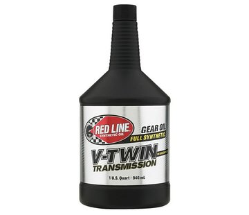 Red Line Synthetic oil Oil Transmission Full-Synthetic V-Twin engines