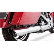 Vance & Hines Twin Slash - passend für 12-17 Dyna FLD Switchback; 15-17 FXDL Low Rider