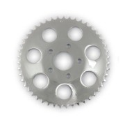 MCS rear chain sprocket, 73-85 4-SP Bigtwin; 79-81 XL